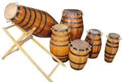 African Drums of the Ewe