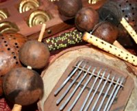 African idiophones