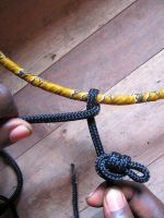 how to tie djembe knots