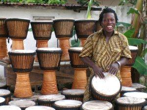 Kingy Mensah Drums