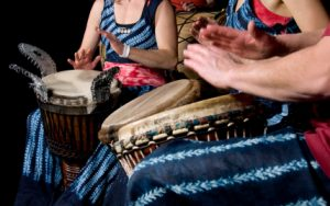 Learn to play djembe
