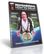 Djembe Instructional DVD - Remembering How To Drum