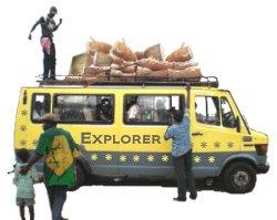 African Music Explorer