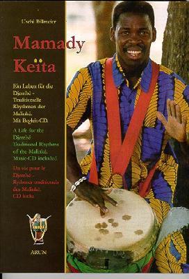 Grand Master Drummer Mamady Keita